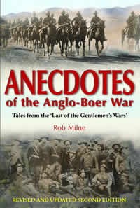 ancedotes of the anglo boer war